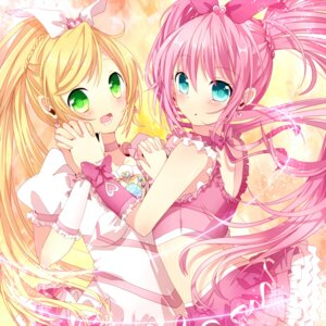 Rating: Safe Score: 29 Tags: aoringo houjou_hibiki minamino_kanade pretty_cure suite_pretty_cure User: Radioactive