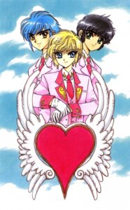 Rating: Safe Score: 2 Tags: clamp clamp_school_detectives ijuuin_akira imonoyama_nokoru male takamura_suou User: Share