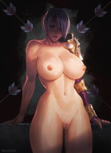 Rating: Explicit Score: 52 Tags: armor breasts ivy_valentine naked nipples pussy pussy_juice rejean_dubois soul_calibur uncensored User: Mr_GT