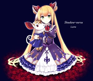 Rating: Safe Score: 31 Tags: lolita_fashion luna_(shadowverse) naitsu shadowverse User: Mr_GT
