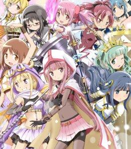 Rating: Safe Score: 18 Tags: akemi_homura armor bodysuit charlotte_(puella_magi_madoka_magica) dress gun kaname_madoka magia_record_puella_magi_madoka_magica_gaiden megane miki_sayaka momoe_nagisa puella_magi_madoka_magica sakura_kyouko sword tagme thighhighs tomoe_mami weapon User: Spidey