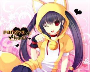 Rating: Safe Score: 25 Tags: animal_ears kooh nekomimi pangya wallpaper yuuki_kira User: xu04bj35265