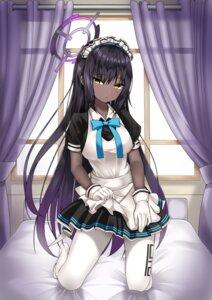 Rating: Safe Score: 17 Tags: angel blue_archive deletethistag kakudate_karin maid pantyhose tor_ai User: Munchau