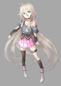 Rating: Safe Score: 23 Tags: garter ia_(vocaloid) ojiyaaa thighhighs vocaloid User: WhiteExecutor