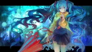 Rating: Safe Score: 34 Tags: hatsune_miku neptune_(artist) vocaloid User: hobbito