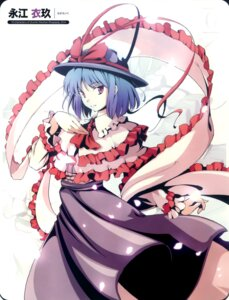 Rating: Safe Score: 27 Tags: aka_ringo nagae_iku touhou User: 日理萬姬