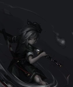 Rating: Safe Score: 27 Tags: konpaku_youmu sword touhou ㅋㅇ User: charunetra