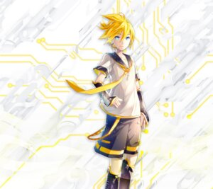 Rating: Safe Score: 15 Tags: headphones kagamine_len male tagme vocaloid User: eccdbb