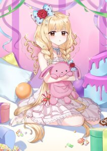 Rating: Safe Score: 13 Tags: dress futaba_anzu ranchan12 the_idolm@ster the_idolm@ster_cinderella_girls the_idolm@ster_cinderella_girls_starlight_stage User: Dreista