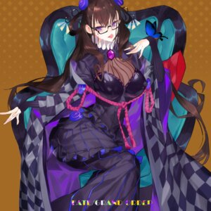 Rating: Safe Score: 14 Tags: cleavage dress fate/grand_order grandialee megane murasaki_shikibu_(fate) see_through User: Mr_GT