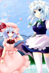 Rating: Safe Score: 13 Tags: izayoi_sakuya maid remilia_scarlet toronto touhou User: Radioactive