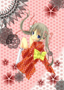 Rating: Safe Score: 3 Tags: kazeto_amane kimono User: charunetra