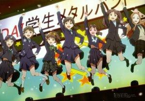 Rating: Safe Score: 24 Tags: hayashida_airi hisami_nanami ishihara_keiji katayama_minami kikuma_kaya nanase_yoshino okamoto_miyu seifuku shimada_mayu wake_up_girls! User: drop