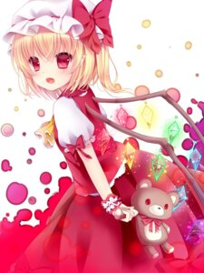 Rating: Safe Score: 26 Tags: flandre_scarlet nachi touhou wings User: Zenex
