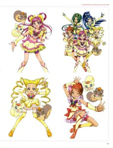 Rating: Questionable Score: 5 Tags: kawamura_toshie pretty_cure yes!_precure_5 User: drop