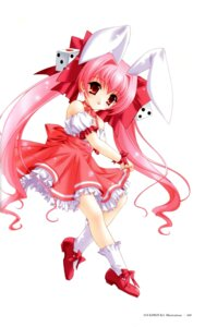 Rating: Safe Score: 12 Tags: di_gi_charat kimizuka_aoi rabi_en_rose User: Davison