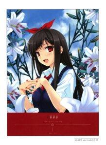 Rating: Safe Score: 25 Tags: cradle kanban_musume misaki_kurehito seifuku User: Aurelia