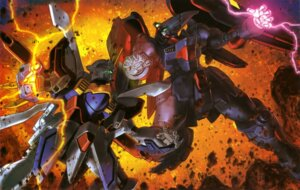 Rating: Safe Score: 6 Tags: g_gundam god_gundam gundam master_gundam mecha User: Radioactive
