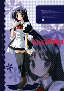 Rating: Safe Score: 12 Tags: hayate_no_gotoku ikegami_akane maid saginomiya_isumi User: admin2