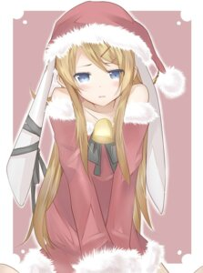 Rating: Safe Score: 77 Tags: animal_ears bunny_ears christmas kousaka_kirino mishima_kurone ore_no_imouto_ga_konnani_kawaii_wake_ga_nai User: aihost