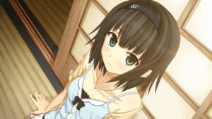 Rating: Safe Score: 82 Tags: arishima_alice cura game_cg lose monobeno User: abdulaziz5