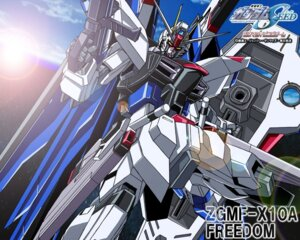 Rating: Safe Score: 10 Tags: freedom_gundam gun gundam gundam_seed mecha wallpaper User: sakurakon1