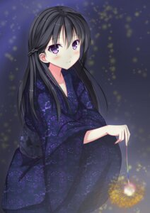 Rating: Safe Score: 50 Tags: tukishiro_nao yukata User: Velociraptor