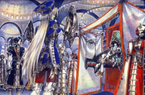 Rating: Safe Score: 2 Tags: astharoshe_asran seth_nightroad thores_shibamoto trinity_blood User: Radioactive