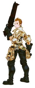 Rating: Safe Score: 3 Tags: balthier final_fantasy final_fantasy_tactics gun male yoshida_akihiko User: majoria