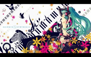 Rating: Safe Score: 26 Tags: animal_ears ass hatsune_miku headphones jpeg_artifacts miku_append ochakai_shinya tail vocaloid vocaloid_append wallpaper User: fairyren