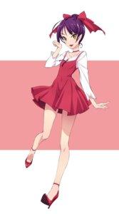 Rating: Safe Score: 8 Tags: dress gegege_no_kitaro heels murakami_suigun neko_musume pointy_ears User: saemonnokami