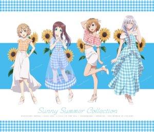Rating: Safe Score: 45 Tags: crossover dress hanasaku_iroha heels irozuku_sekai_no_ashita_kara matsumae_ohana miyamori_aoi mukaido_manaka nagi_no_asukara see_through shirobako tagme tsukishiro_hitomi User: saemonnokami