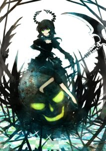 Rating: Safe Score: 22 Tags: black_rock_shooter dead_master horns tsuchiya_akira vocaloid User: fireattack