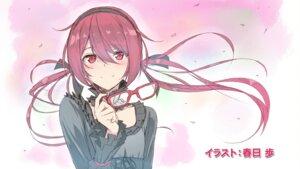 Rating: Questionable Score: 50 Tags: joukamachi_no_dandelion kasuga_ayumu_(artist) megane sakurada_akane User: akagiss