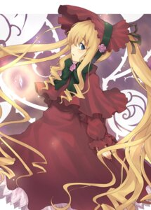 Rating: Safe Score: 14 Tags: aki dress jpeg_artifacts rozen_maiden shinku User: Nekotsúh