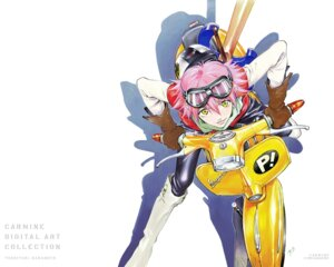 Rating: Safe Score: 14 Tags: flcl guitar haruhara_haruko sadamoto_yoshiyuki wallpaper User: Radioactive