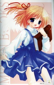 Rating: Safe Score: 8 Tags: sakurazawa_izumi wings User: admin2