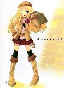 Rating: Safe Score: 16 Tags: bleed_through charlotte_francia ito_noizi quartett! thighhighs User: sayane