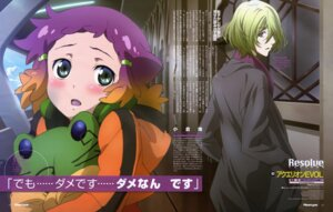 Rating: Safe Score: 7 Tags: aquarion_evol jin_muso kuwata_kei sousei_no_aquarion yunoha_thrul User: Radioactive