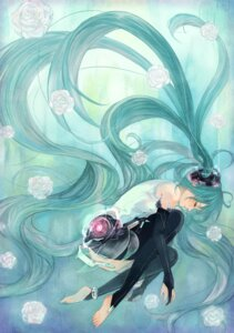 Rating: Safe Score: 28 Tags: hatsune_miku miku_append pisuke vocaloid vocaloid_append User: charunetra