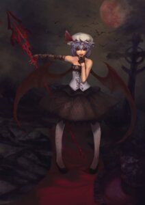 Rating: Safe Score: 12 Tags: m874 remilia_scarlet touhou wings User: Mr_GT