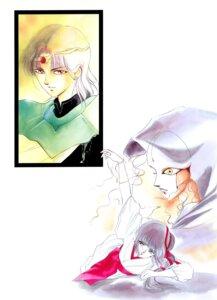 Rating: Safe Score: 2 Tags: kaarua kakinouchi_narumi miyu vampire_princess_miyu watercolor User: Radioactive