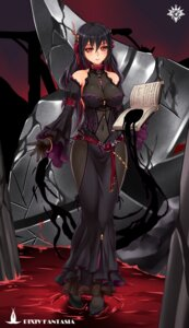 Rating: Safe Score: 40 Tags: dress heels midnight pixiv_fantasia pixiv_fantasia_revenge_of_the_darkness witch User: Recksio