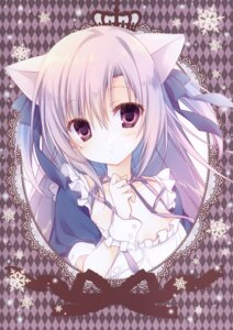Rating: Questionable Score: 26 Tags: animal_ears inugami_kira maid necotoxin nekomimi User: Radioactive