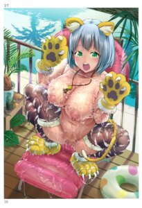 Rating: Explicit Score: 62 Tags: 2t animal_ears censored cum naked nipples pussy tail thighhighs toranoana User: abcdefh