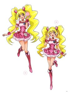 Rating: Questionable Score: 4 Tags: fresh_pretty_cure! kawamura_toshie momozono_love pretty_cure User: drop