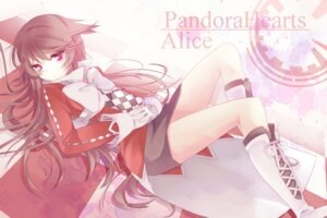 Rating: Safe Score: 35 Tags: alice_(pandora_hearts) oboro_(siroma) pandora_hearts User: Nekotsúh