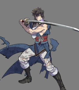 Rating: Safe Score: 2 Tags: akira_(kaned_fools) fire_emblem fire_emblem_heroes fire_emblem_kakusei nintendo ronkuu sword torn_clothes transparent_png User: Radioactive