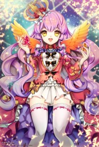 Rating: Safe Score: 27 Tags: dress primcoco thighhighs wings User: charunetra