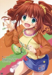 Rating: Safe Score: 31 Tags: suien takatsuki_yayoi the_idolm@ster User: Twinsenzw